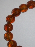 Baltic Amber honey colour