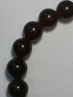Pressed Baltic Amber dark brown colour